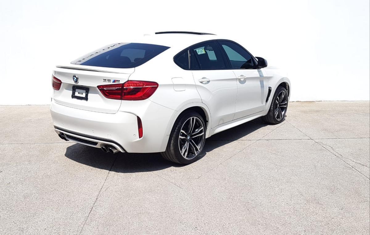 BMW X6 M 2018 5p M V8/4.4/T Aut 4,397 Km 6