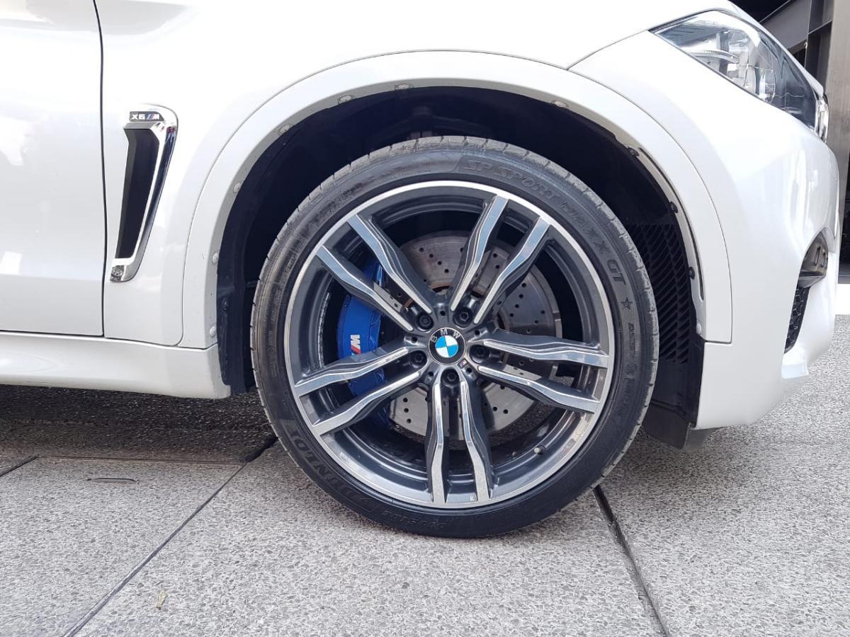 BMW X6 M 2018 5p M V8/4.4/T Aut 4,397 Km 8