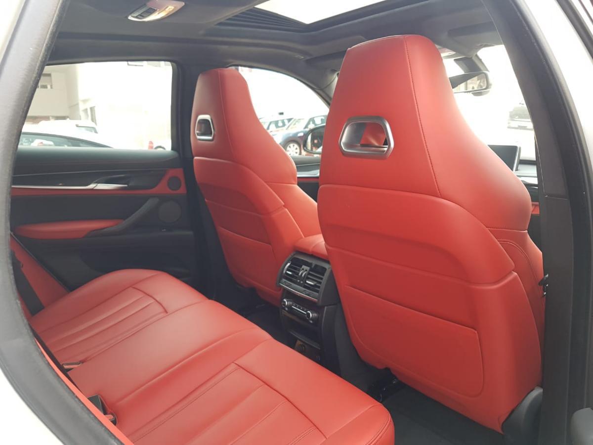 BMW X6 M 2018 5p M V8/4.4/T Aut 4,397 Km 9