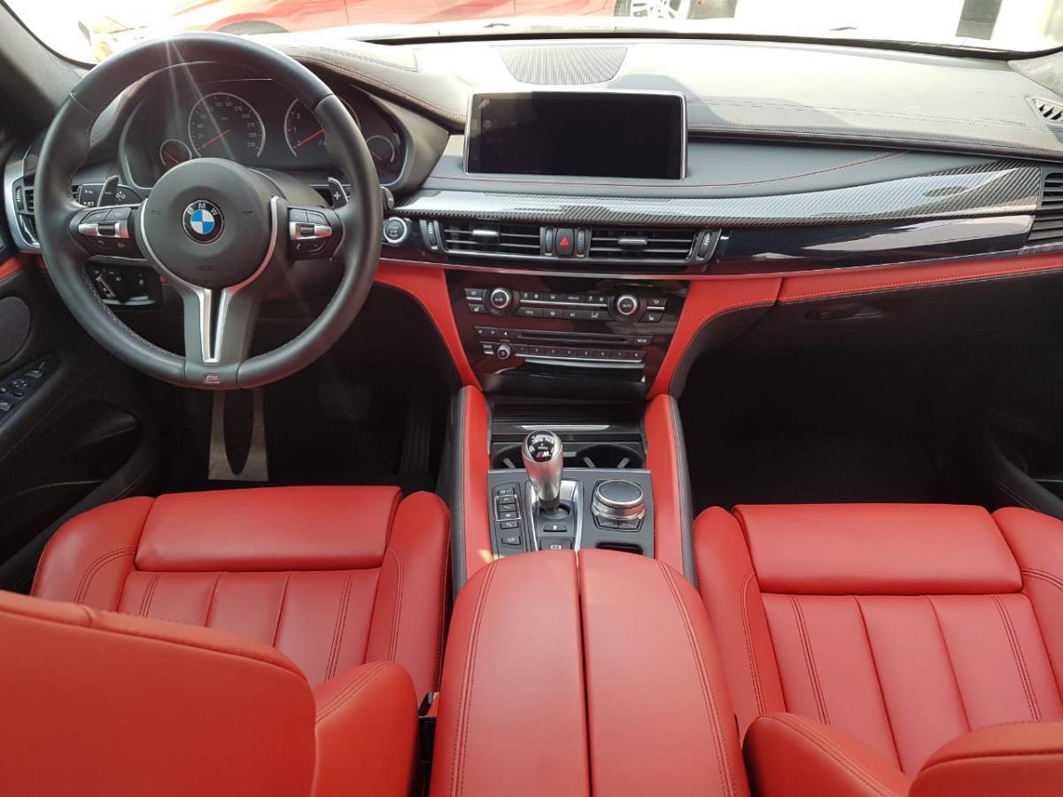 BMW X6 M 2018 5p M V8/4.4/T Aut 4,397 Km 1
