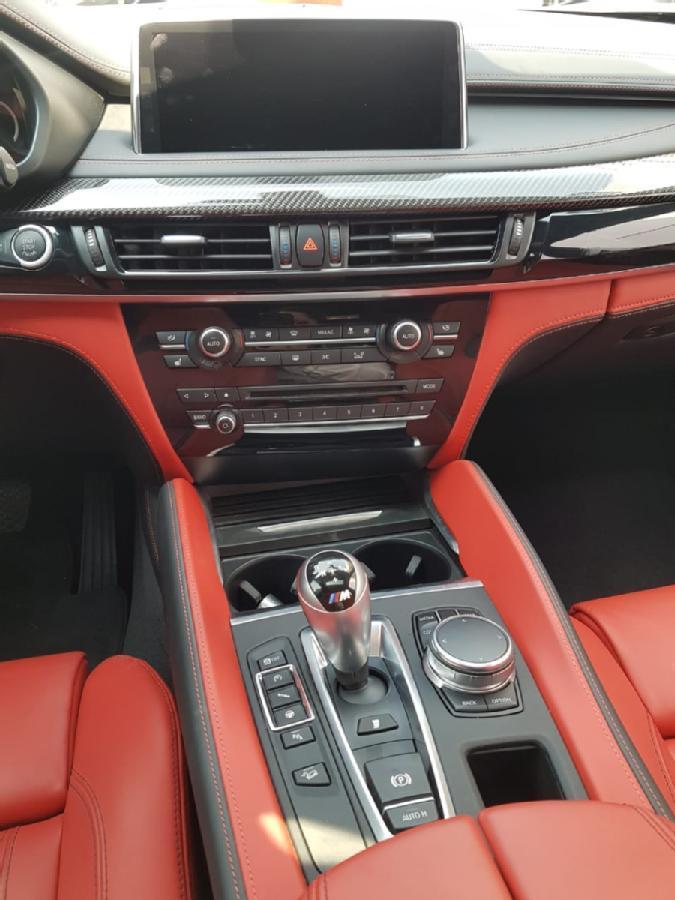 BMW X6 M 2018 5p M V8/4.4/T Aut 4,397 Km 10