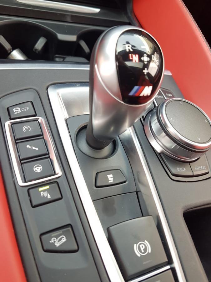 BMW X6 M 2018 5p M V8/4.4/T Aut 4,397 Km 13