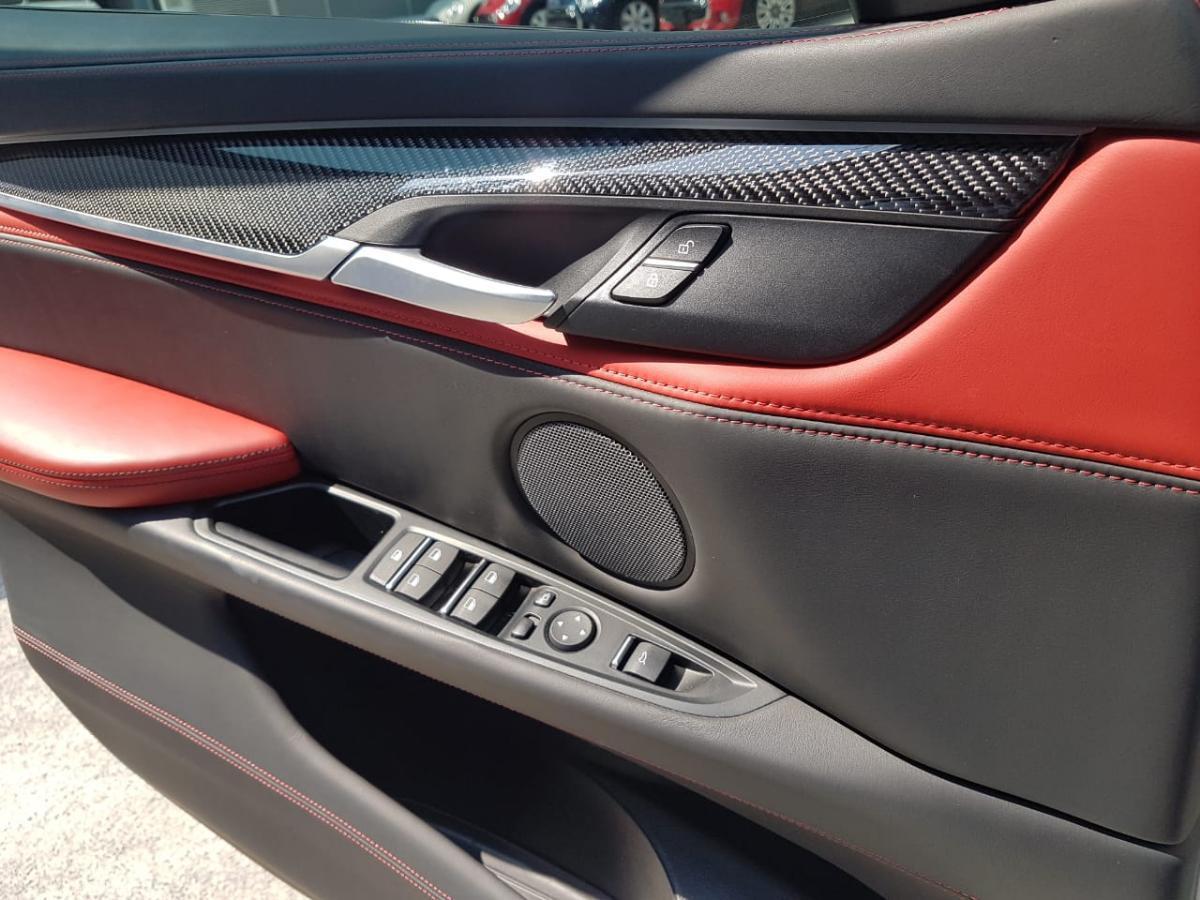 BMW X6 M 2018 5p M V8/4.4/T Aut 4,397 Km 14