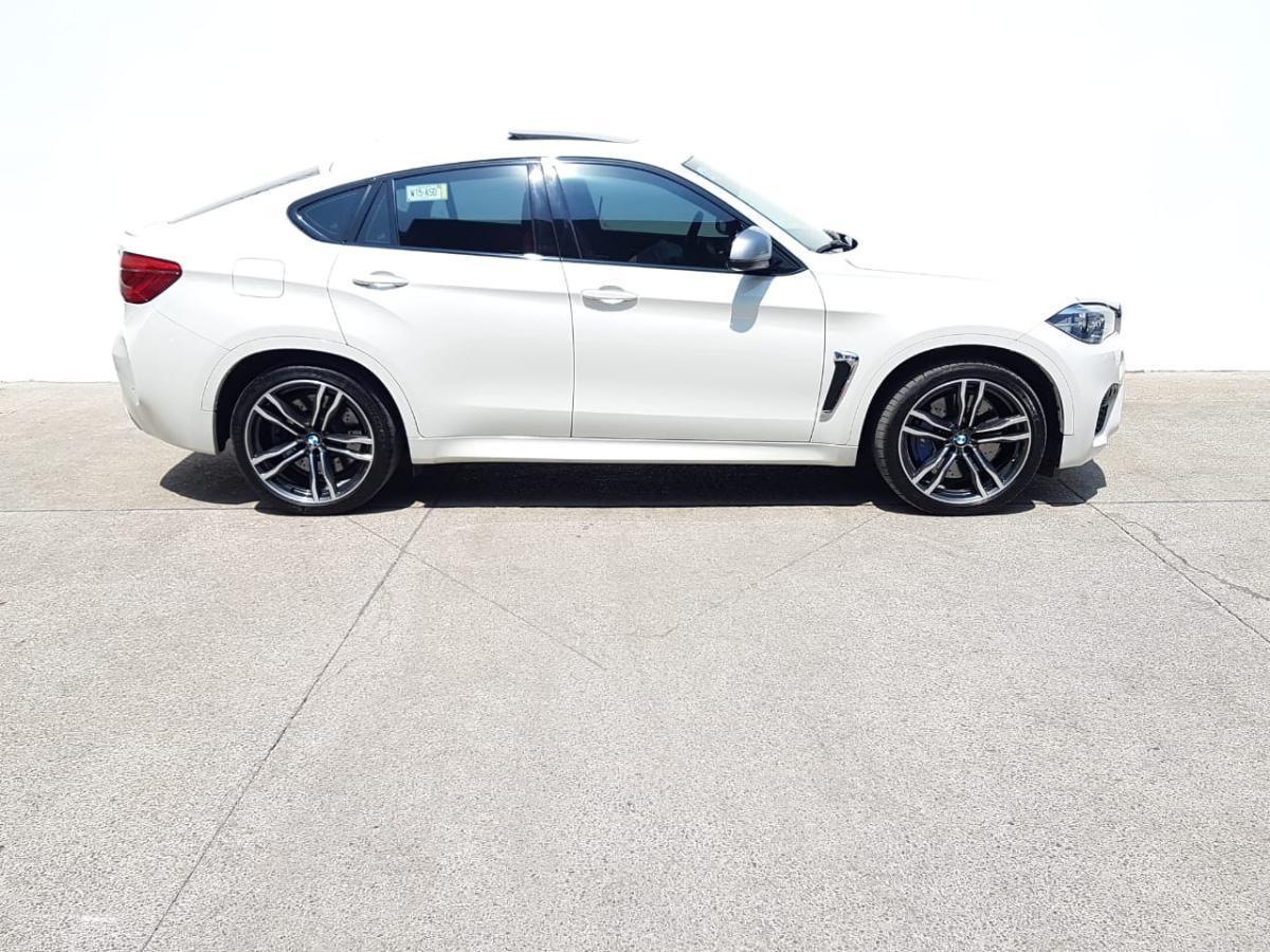 BMW X6 M 2018 5p M V8/4.4/T Aut 4,397 Km 7