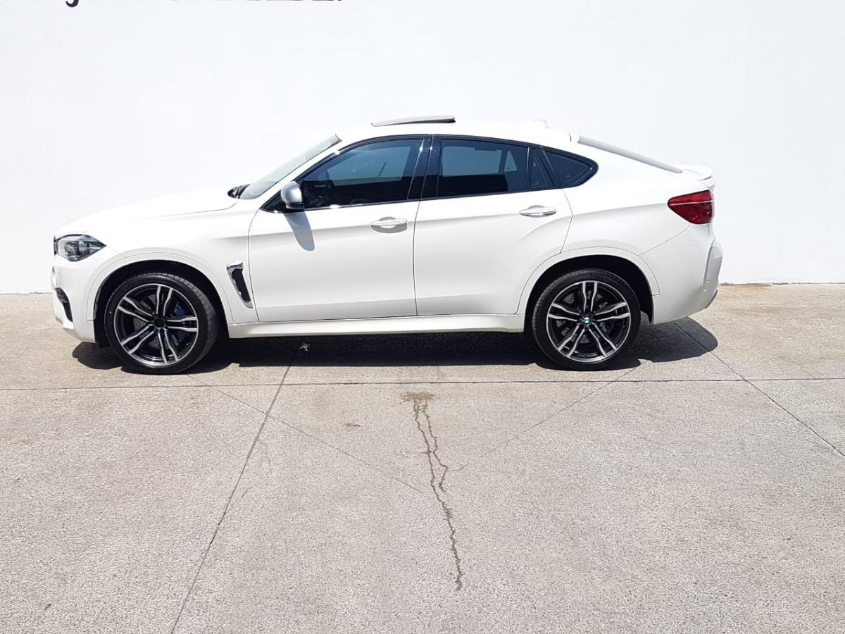 BMW X6 M 2018 5p M V8/4.4/T Aut 4,397 Km 4
