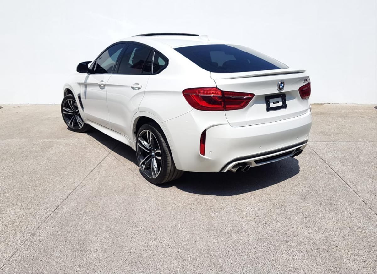 BMW X6 M 2018 5p M V8/4.4/T Aut 4,397 Km 5