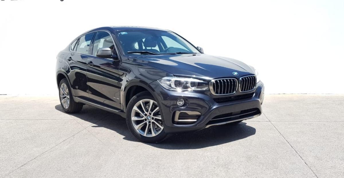 BMW X6 2018 5p xDrive 35i Extravagance L6/3.0/T Aut 25,626 Km 0