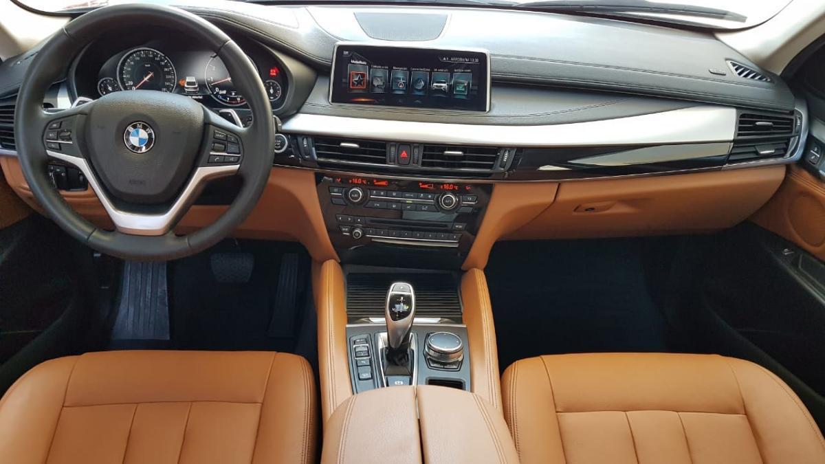 BMW X6 2018 5p xDrive 35i Extravagance L6/3.0/T Aut 25,626 Km 1