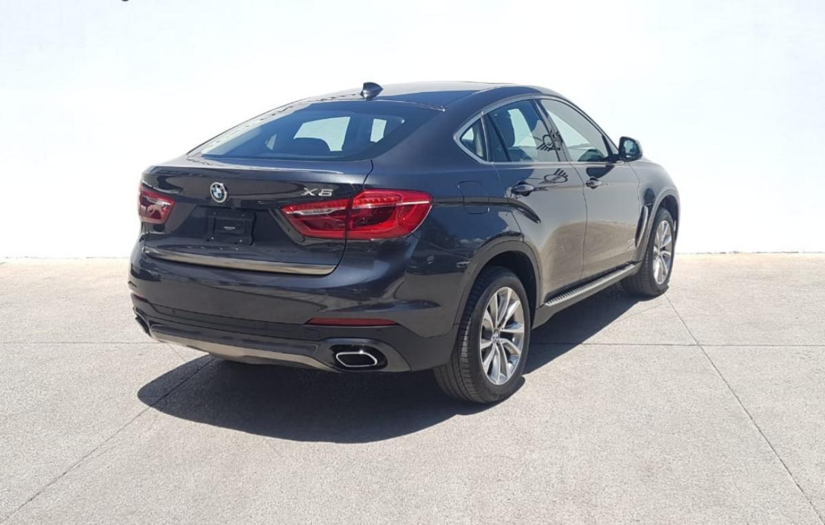 BMW X6 2018 5p xDrive 35i Extravagance L6/3.0/T Aut 25,626 Km 6