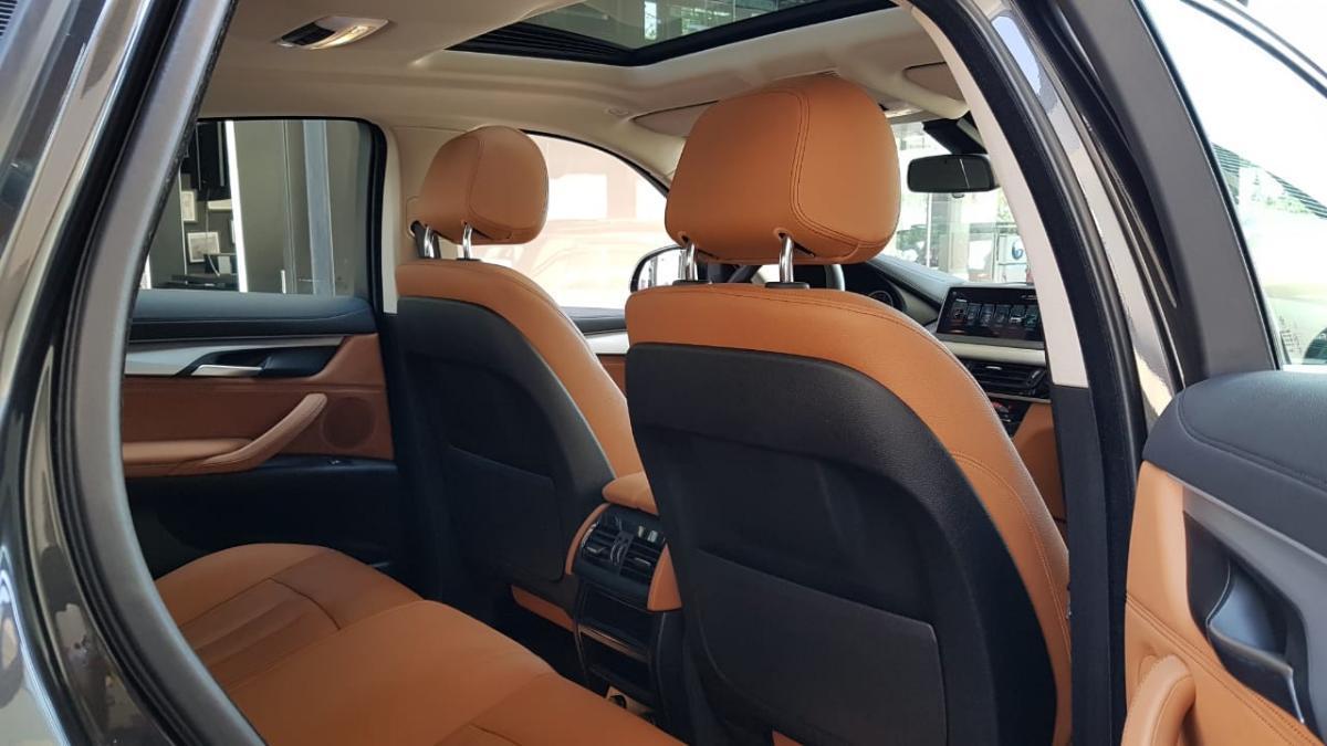 BMW X6 2018 5p xDrive 35i Extravagance L6/3.0/T Aut 25,626 Km 10