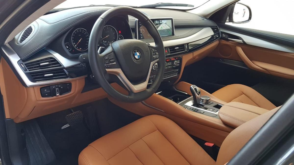 BMW X6 2018 5p xDrive 35i Extravagance L6/3.0/T Aut 25,626 Km 13