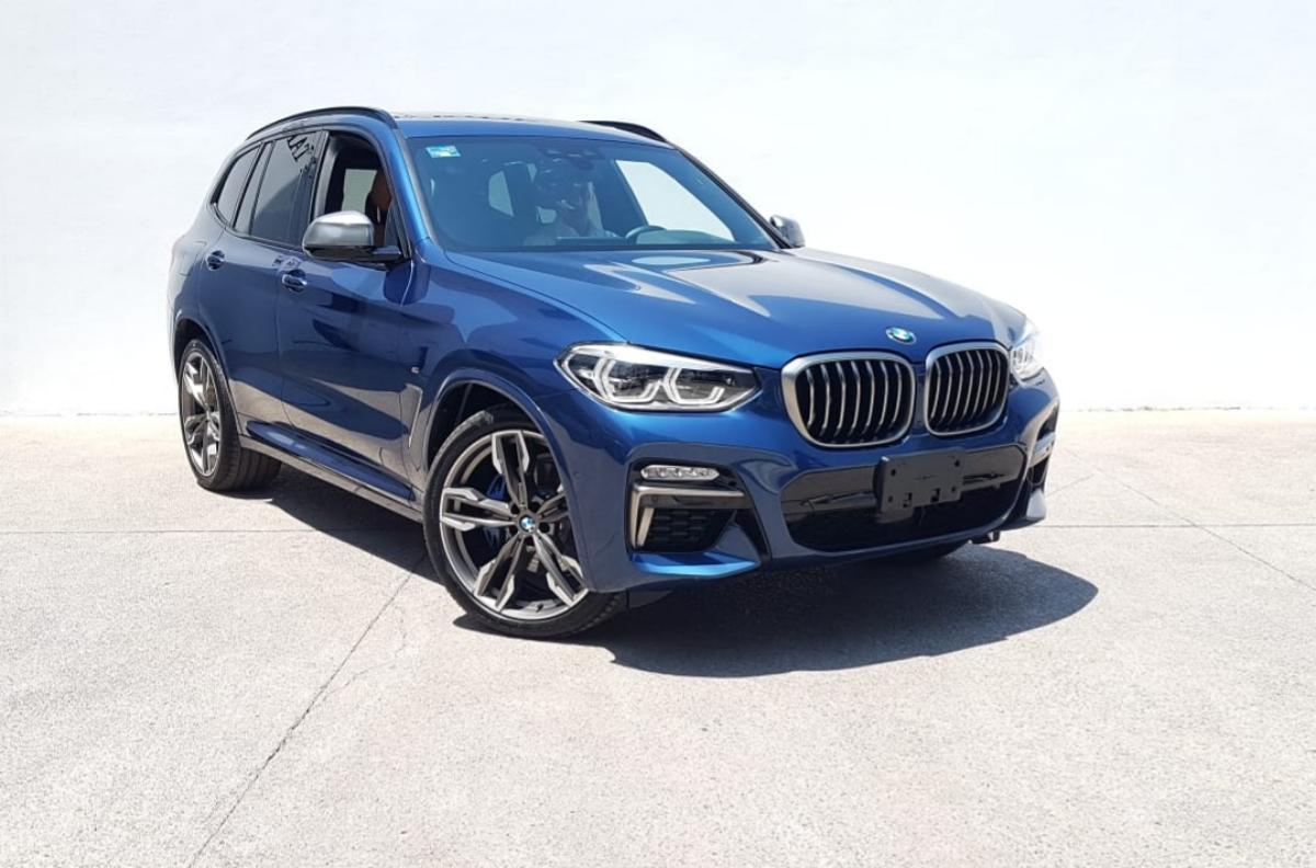 BMW X3 2018 5p xDrive M40i L6/3.0/ T Aut 9,843 Km 0