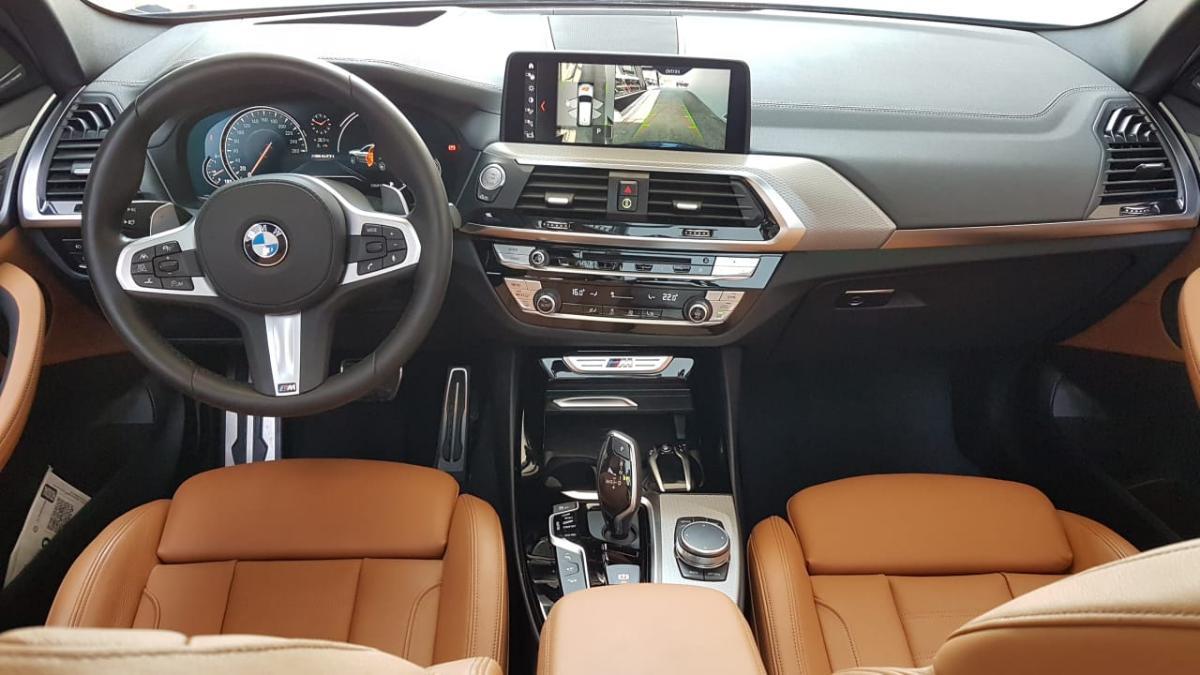 BMW X3 2018 5p xDrive M40i L6/3.0/ T Aut 9,843 Km 1