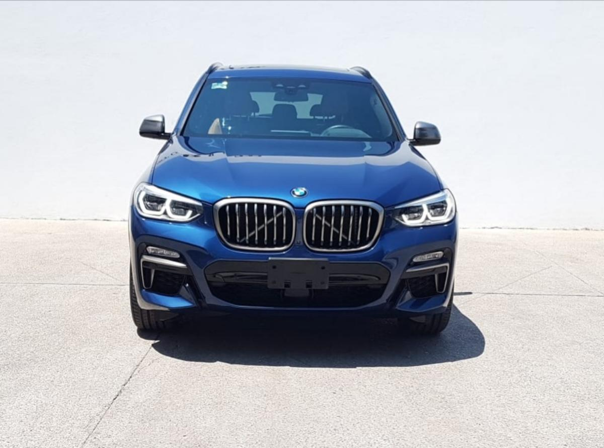 BMW X3 2018 5p xDrive M40i L6/3.0/ T Aut 9,843 Km 2