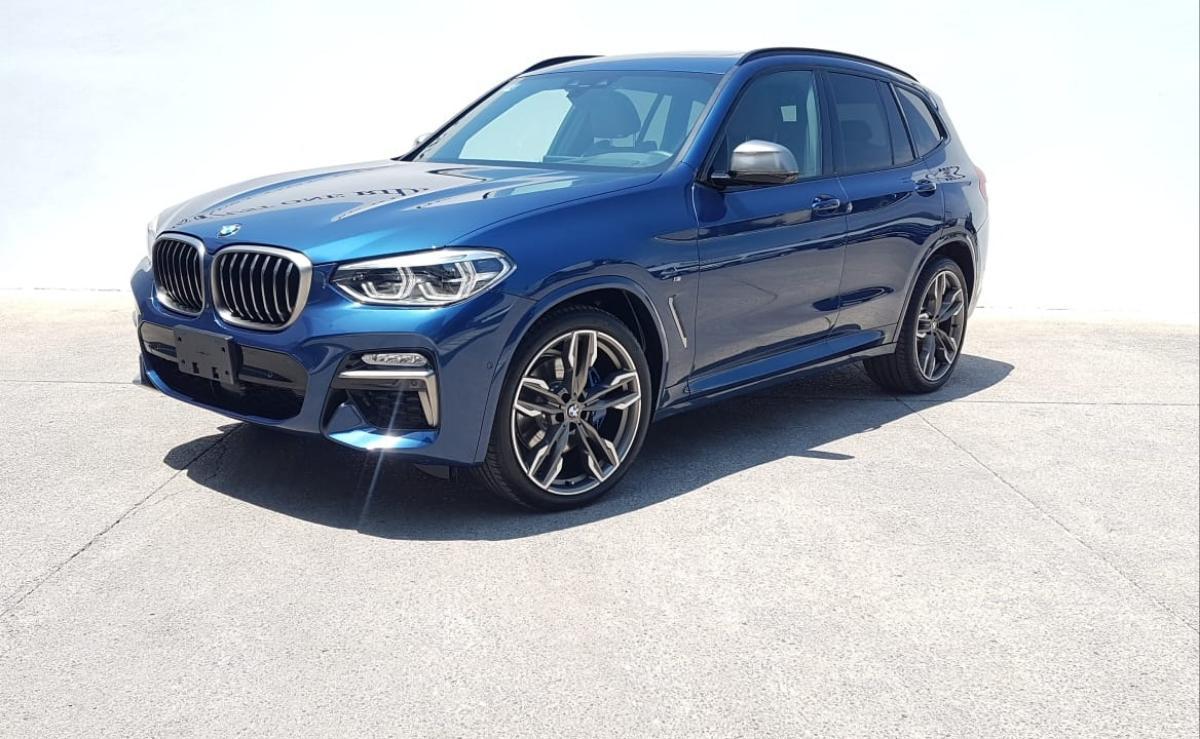 BMW X3 2018 5p xDrive M40i L6/3.0/ T Aut 9,843 Km 3