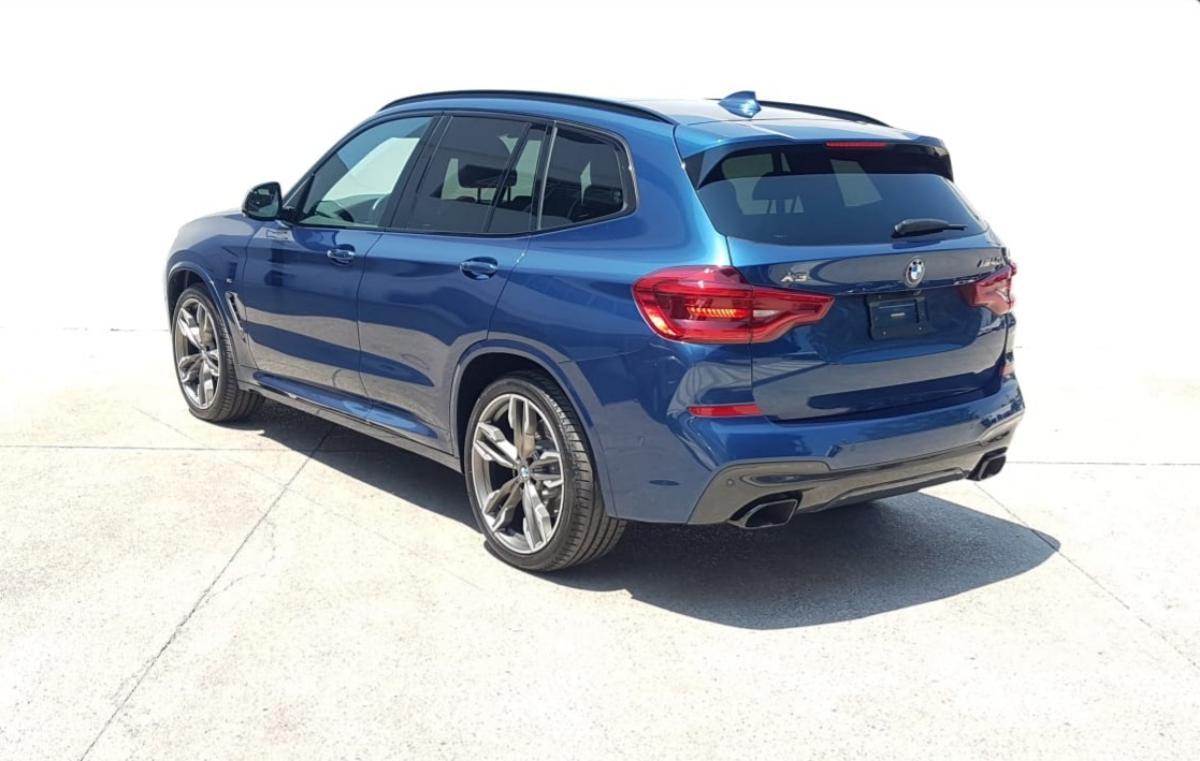 BMW X3 2018 5p xDrive M40i L6/3.0/ T Aut 9,843 Km 4