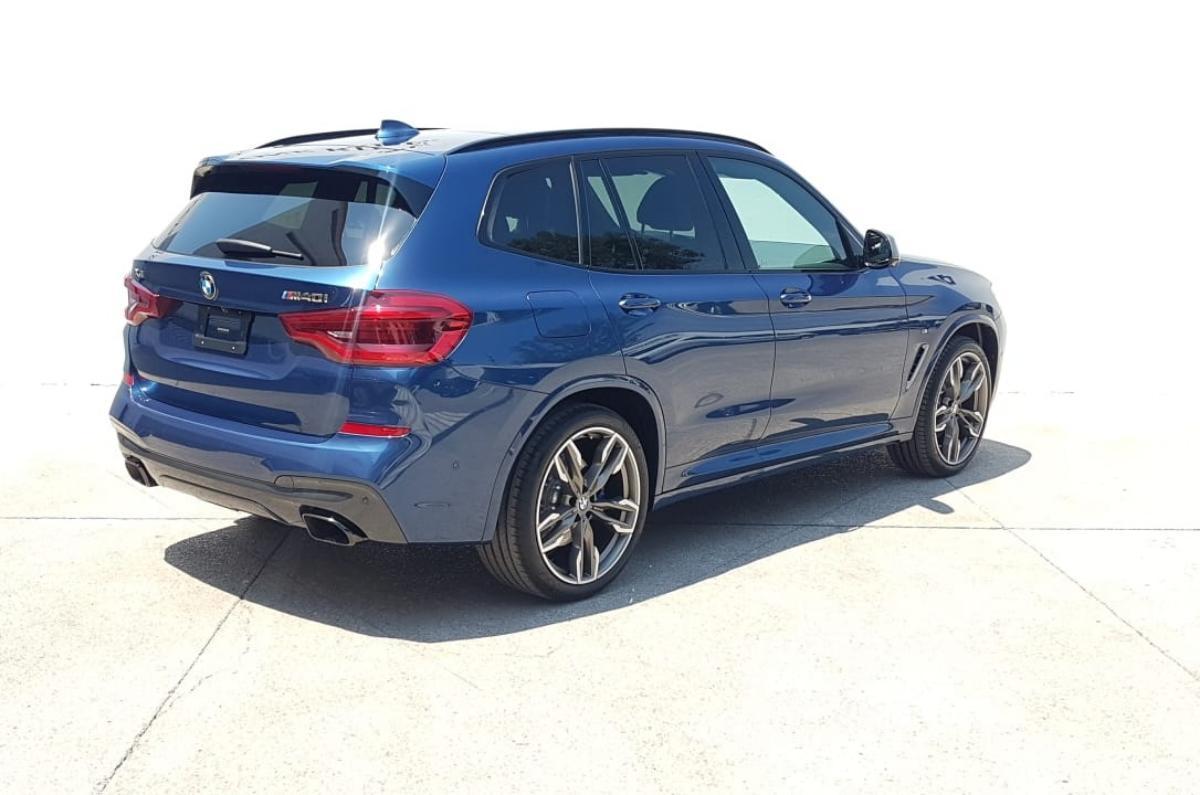 BMW X3 2018 5p xDrive M40i L6/3.0/ T Aut 9,843 Km 6