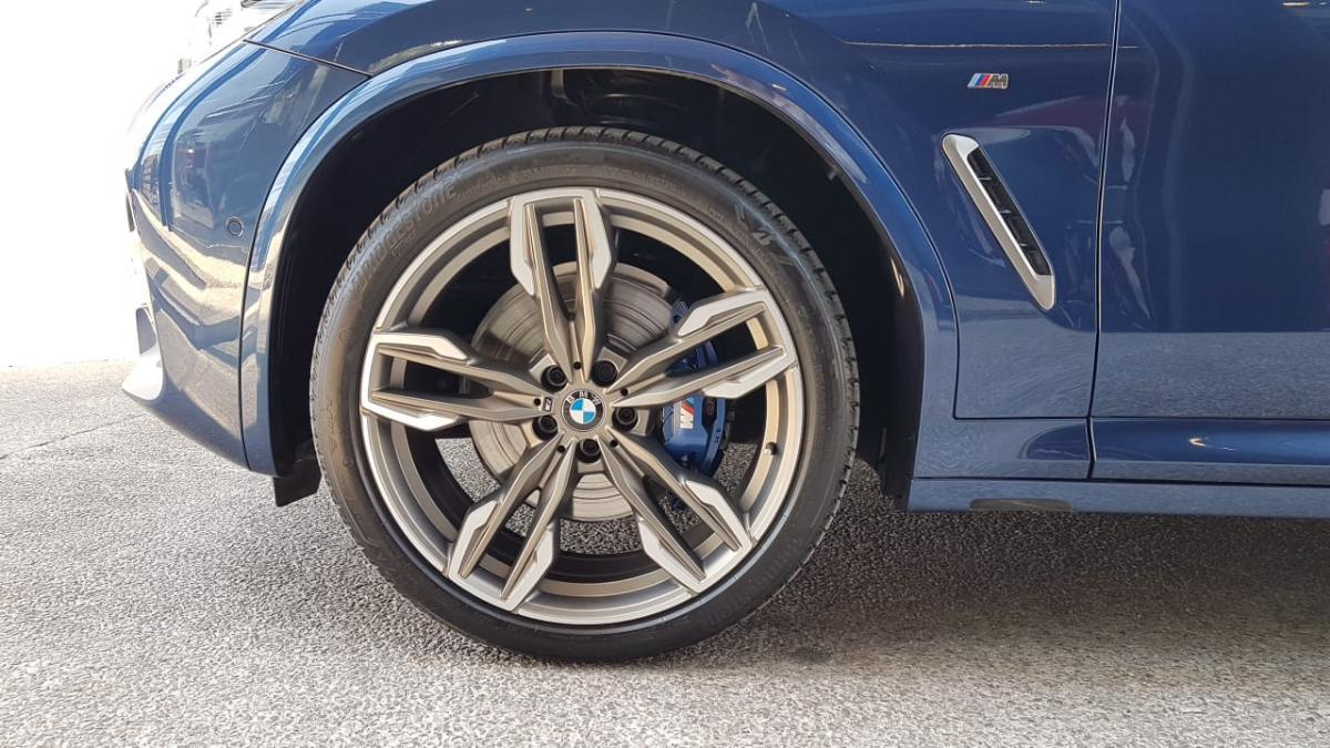 BMW X3 2018 5p xDrive M40i L6/3.0/ T Aut 9,843 Km 8