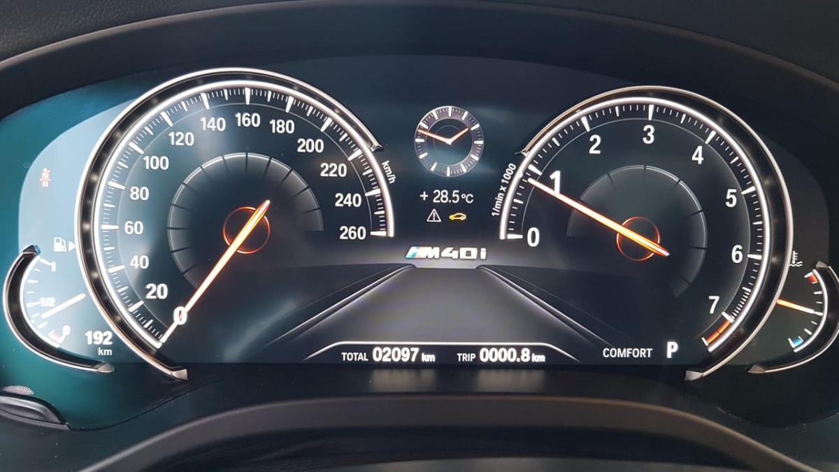 BMW X3 2018 5p xDrive M40i L6/3.0/ T Aut 9,843 Km 9