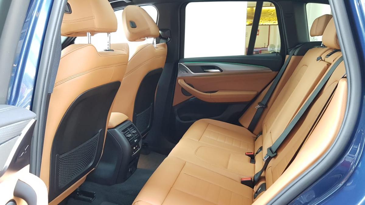 BMW X3 2018 5p xDrive M40i L6/3.0/ T Aut 9,843 Km 10