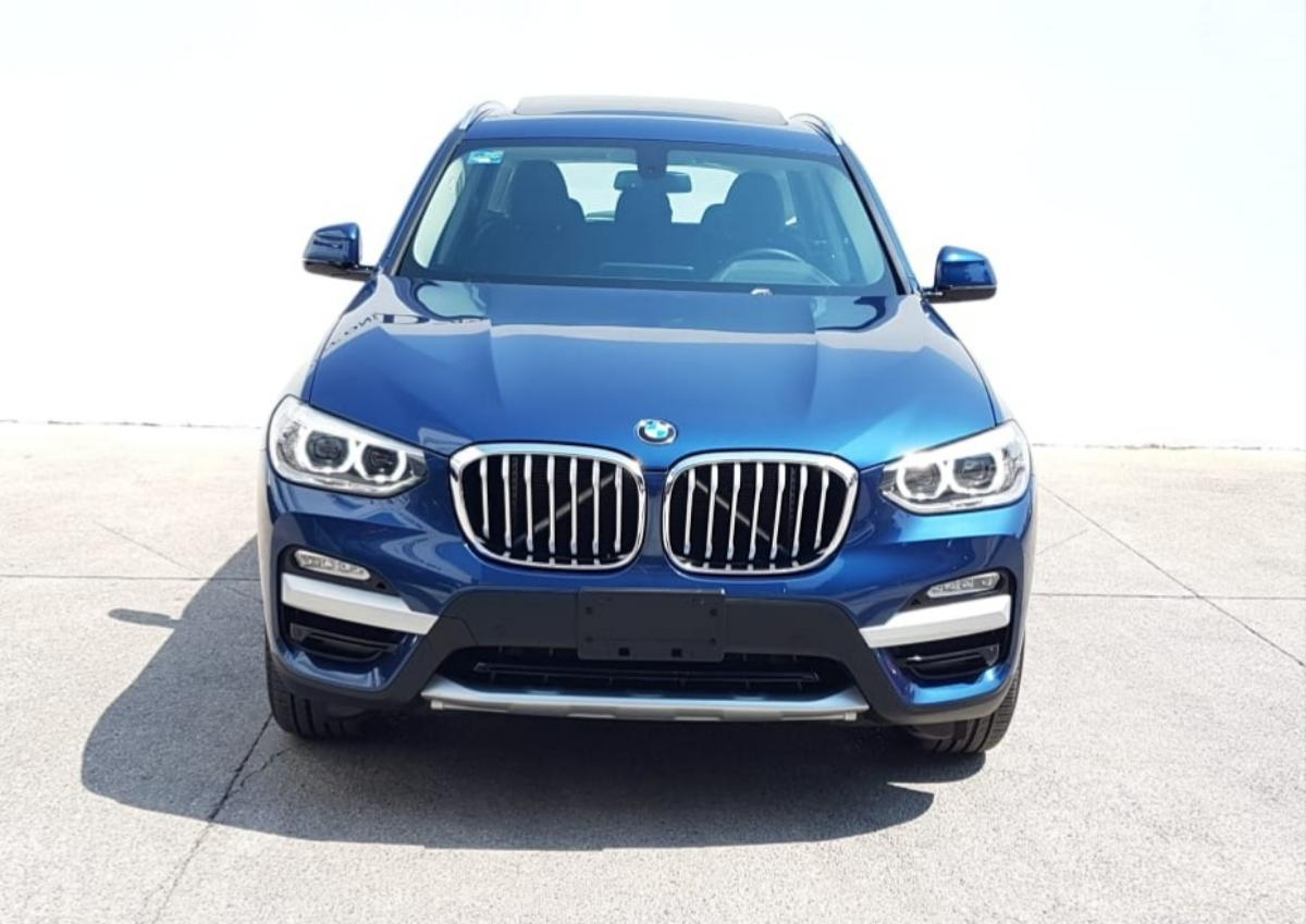 BMW X3  2018 XDRIVE 30i XLINE  8,426 Km 2