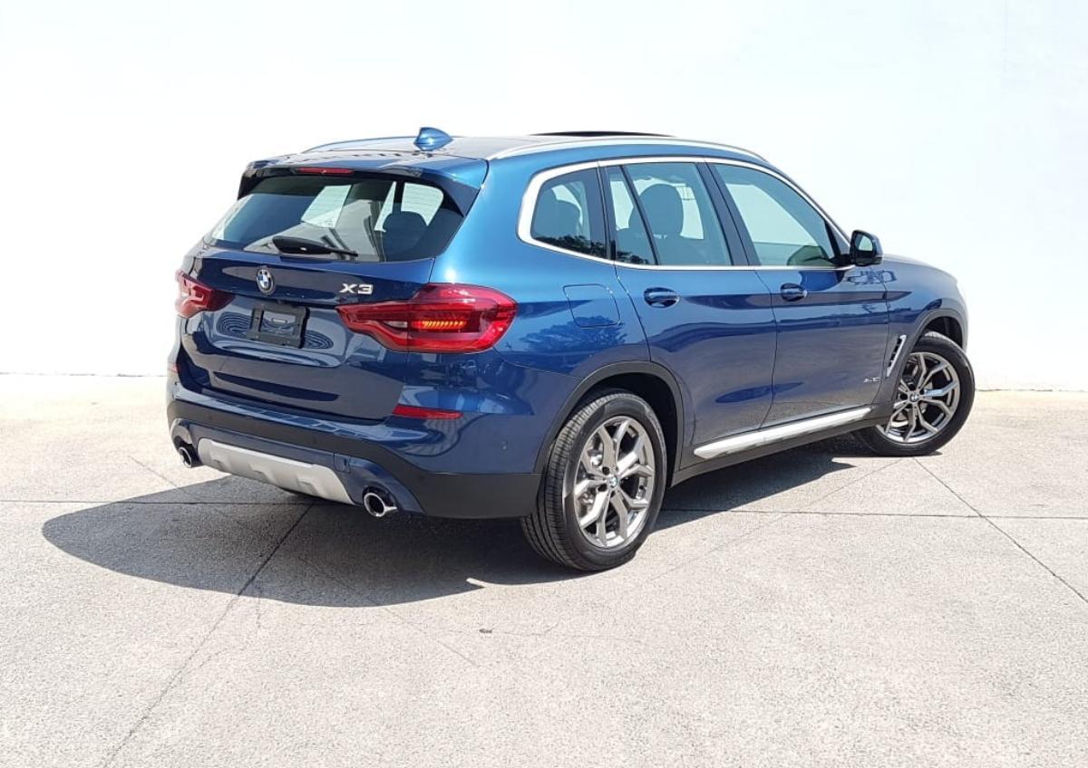 BMW X3  2018 XDRIVE 30i XLINE  8,426 Km 6