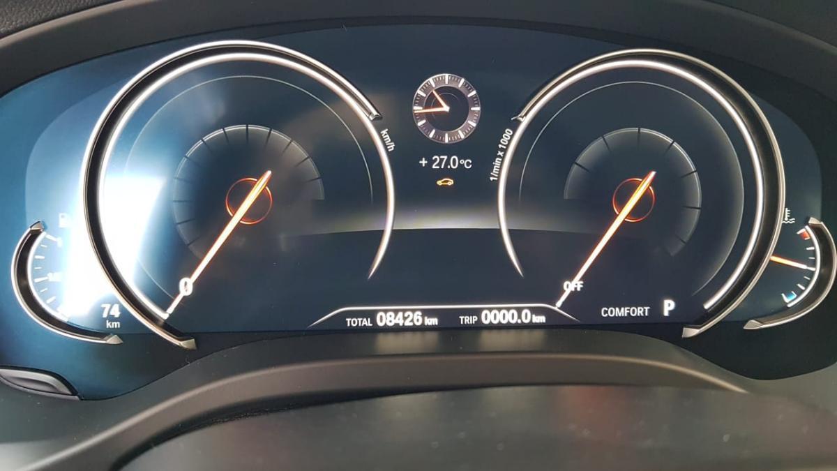 BMW X3  2018 XDRIVE 30i XLINE  8,426 Km 8