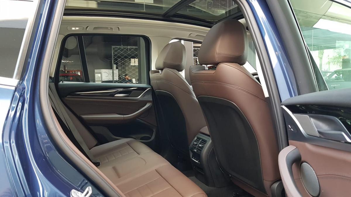 BMW X3  2018 XDRIVE 30i XLINE  8,426 Km 10