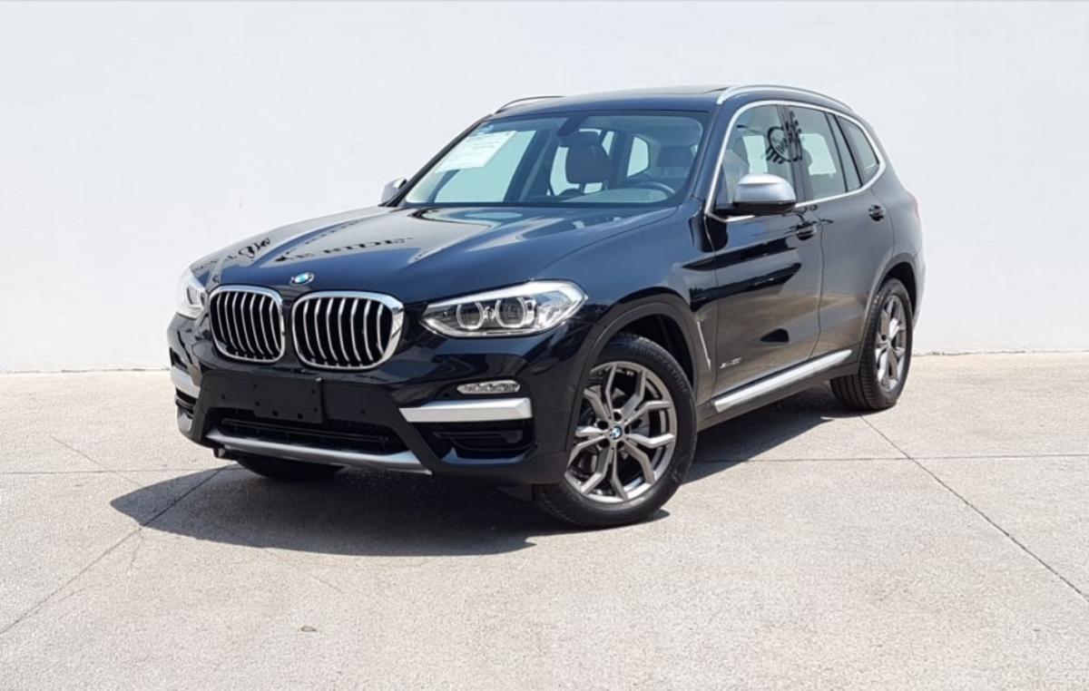 BMW X3  2018 XDRIVE30 XLINE  6,882 Km 3