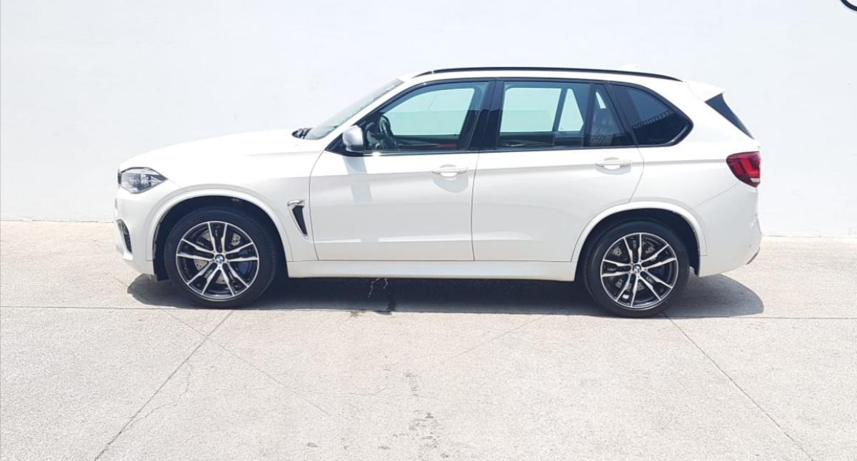 BMW X5 M 2018 5p M V8/4.4/T Aut 6,412 Km 4