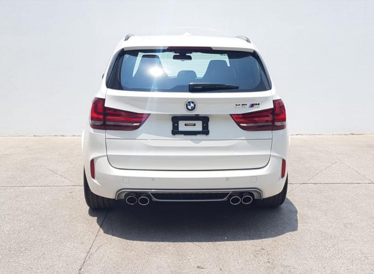 BMW X5 M 2018 5p M V8/4.4/T Aut 6,412 Km 6