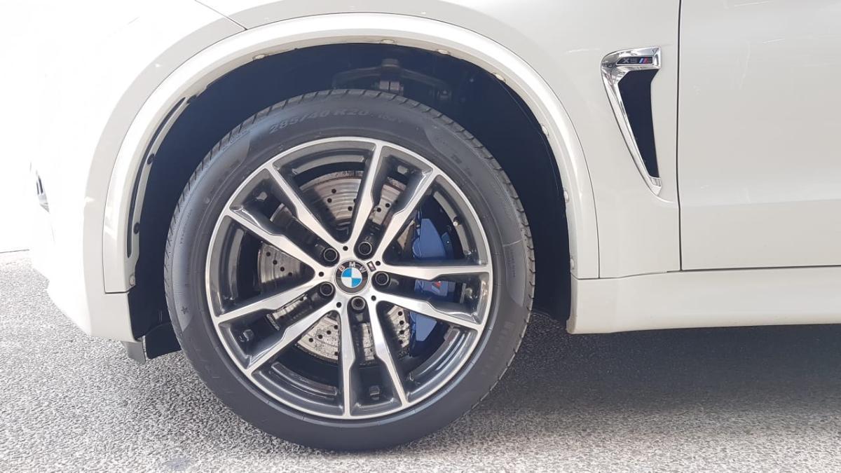 BMW X5 M 2018 5p M V8/4.4/T Aut 6,412 Km 8