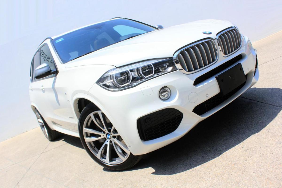 BMW X5 2018 5p xDrive 50i M Sport V8/4.4/T Aut 7,844 Km 11