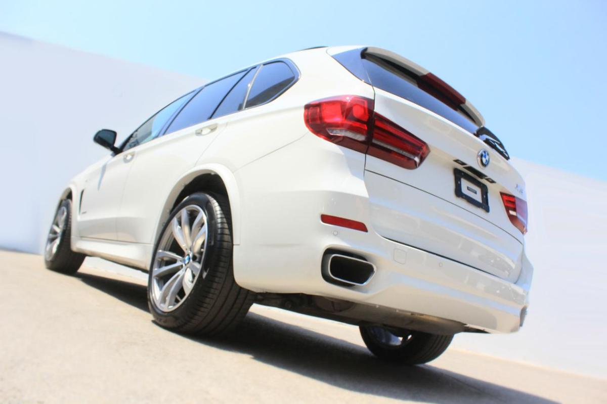 BMW X5 2018 5p xDrive 50i M Sport V8/4.4/T Aut 7,844 Km 5