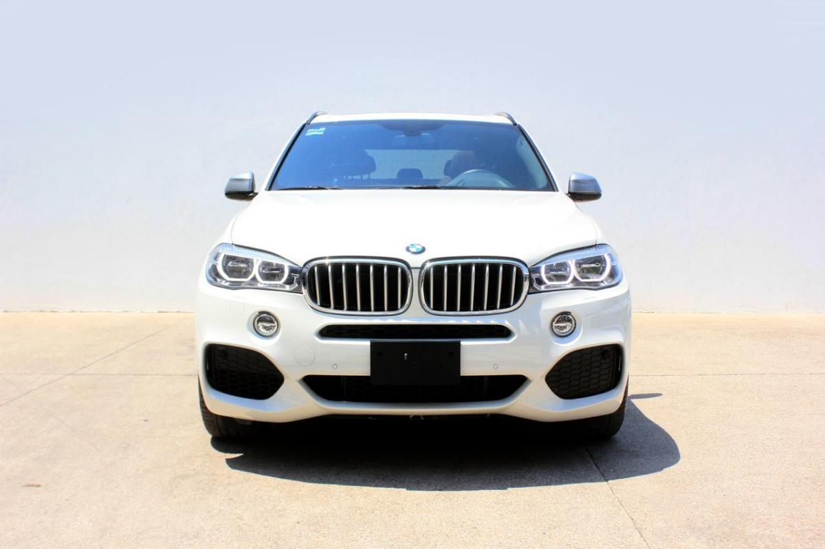 BMW X5 2018 5p xDrive 50i M Sport V8/4.4/T Aut 7,844 Km 2