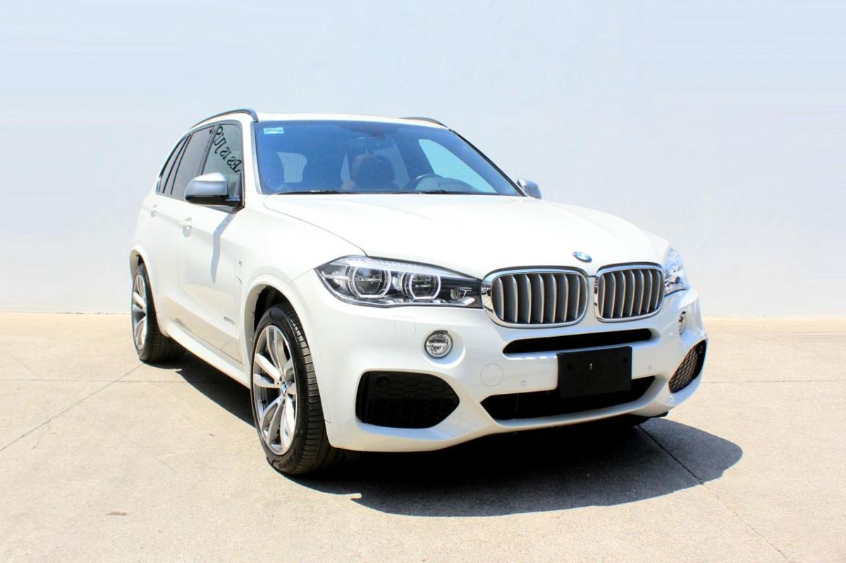 BMW X5 2018 5p xDrive 50i M Sport V8/4.4/T Aut 7,844 Km 0