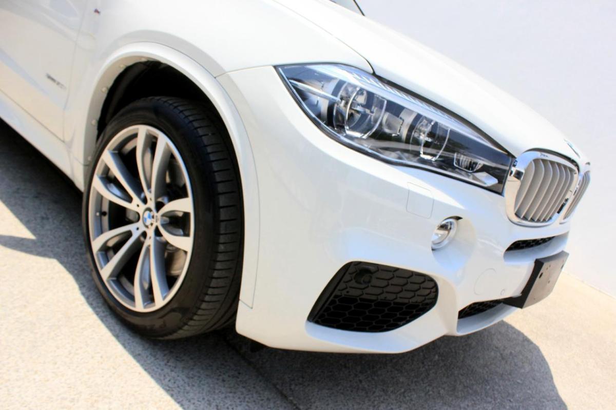 BMW X5 2018 5p xDrive 50i M Sport V8/4.4/T Aut 7,844 Km 3