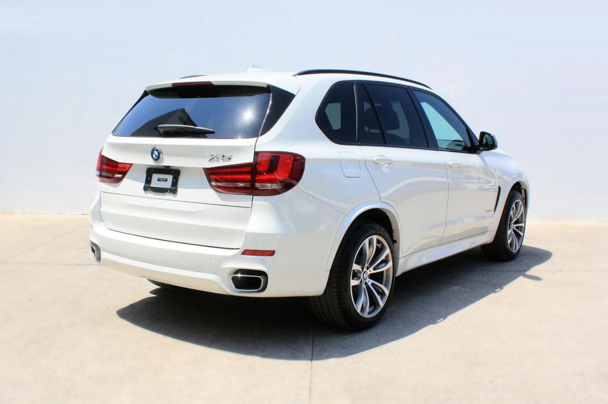 BMW X5 2018 5p xDrive 50i M Sport V8/4.4/T Aut 7,844 Km 7