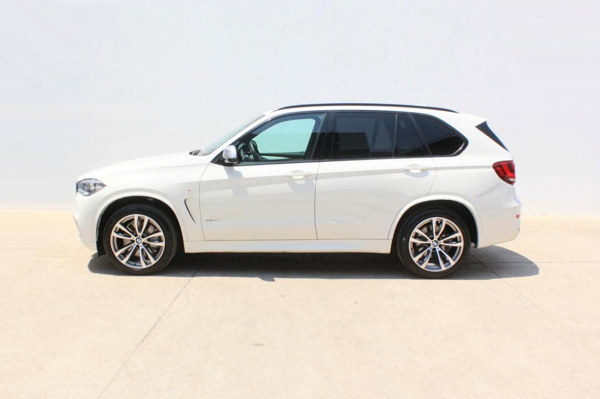 BMW X5 2018 5p xDrive 50i M Sport V8/4.4/T Aut 7,844 Km 4