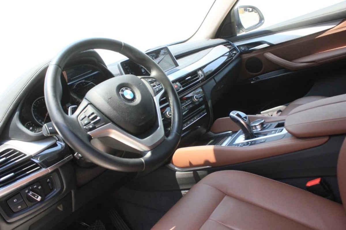 BMW X6 2018 5p xDrive 35i L6/3.0/T Aut 18,913 Km 1
