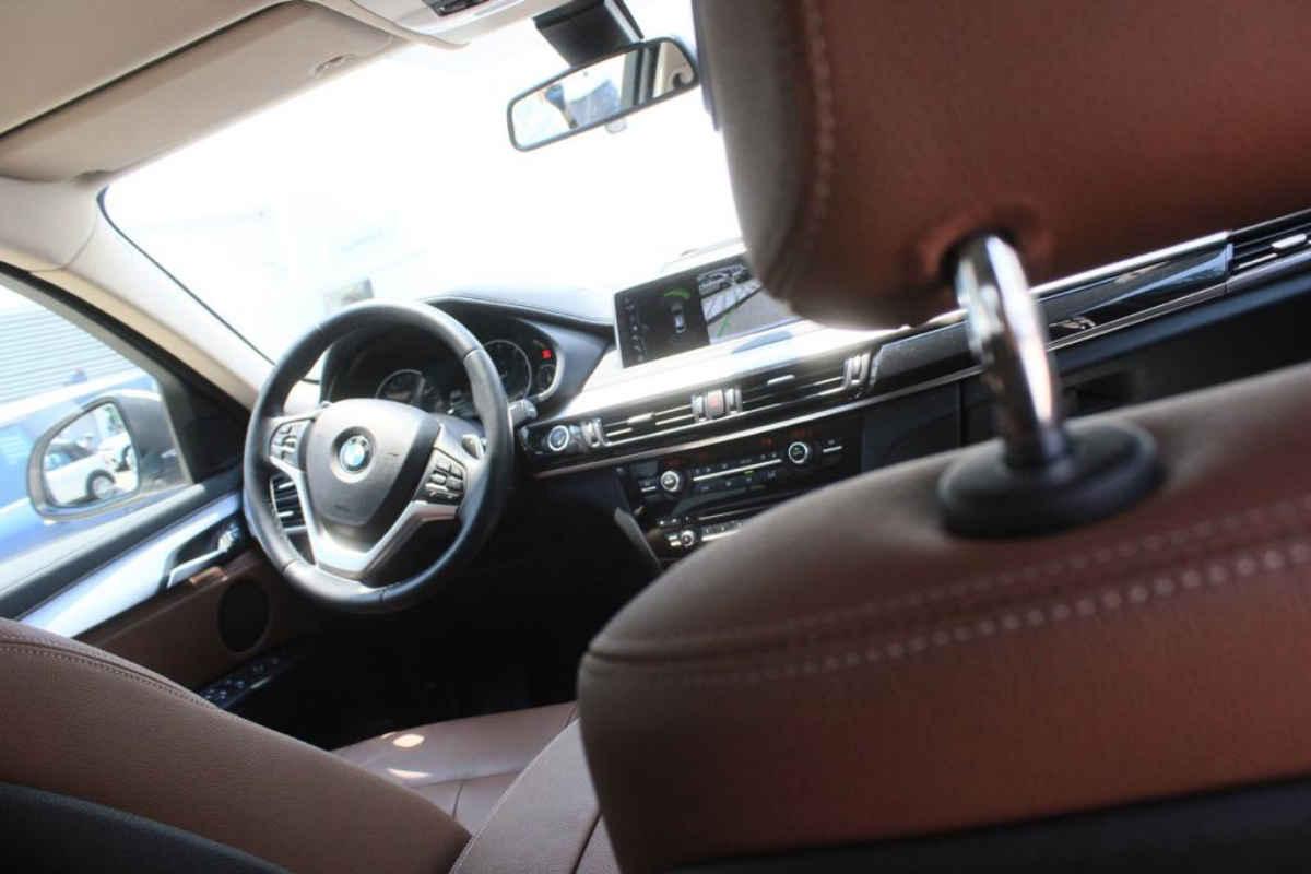 BMW X6 2018 5p xDrive 35i L6/3.0/T Aut 18,913 Km 15