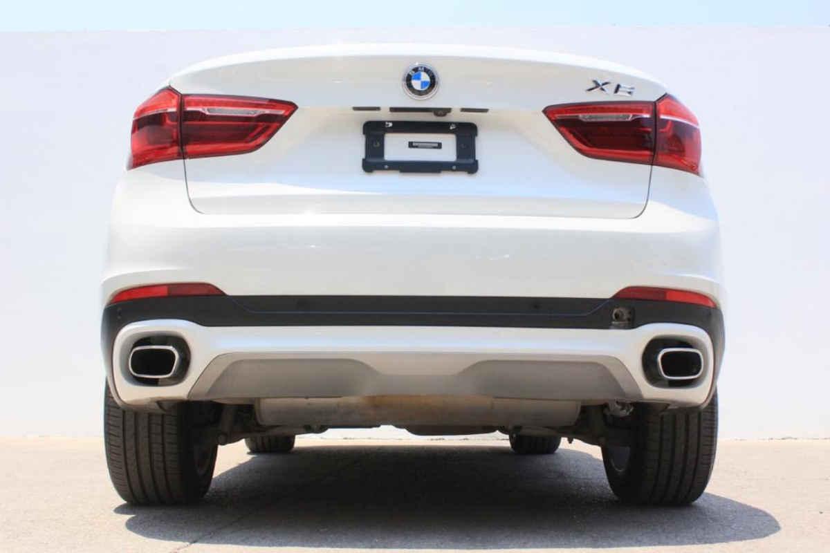 BMW X6 2018 5p xDrive 35i L6/3.0/T Aut 18,913 Km 19