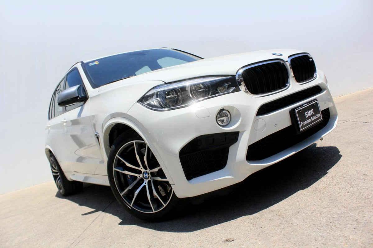 BMW X5 M 2018 5p M V8/4.4/T Aut 6,412 Km 2
