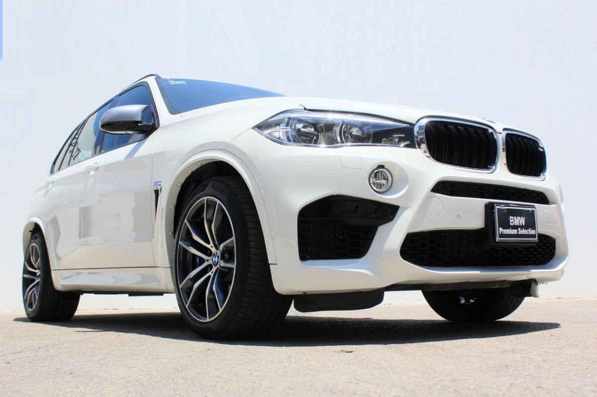 BMW X5 M 2018 5p M V8/4.4/T Aut 6,412 Km 5