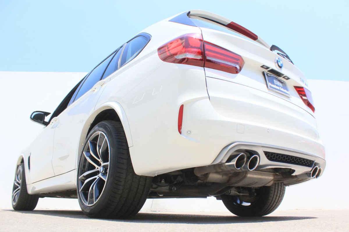 BMW X5 M 2018 5p M V8/4.4/T Aut 6,412 Km 7