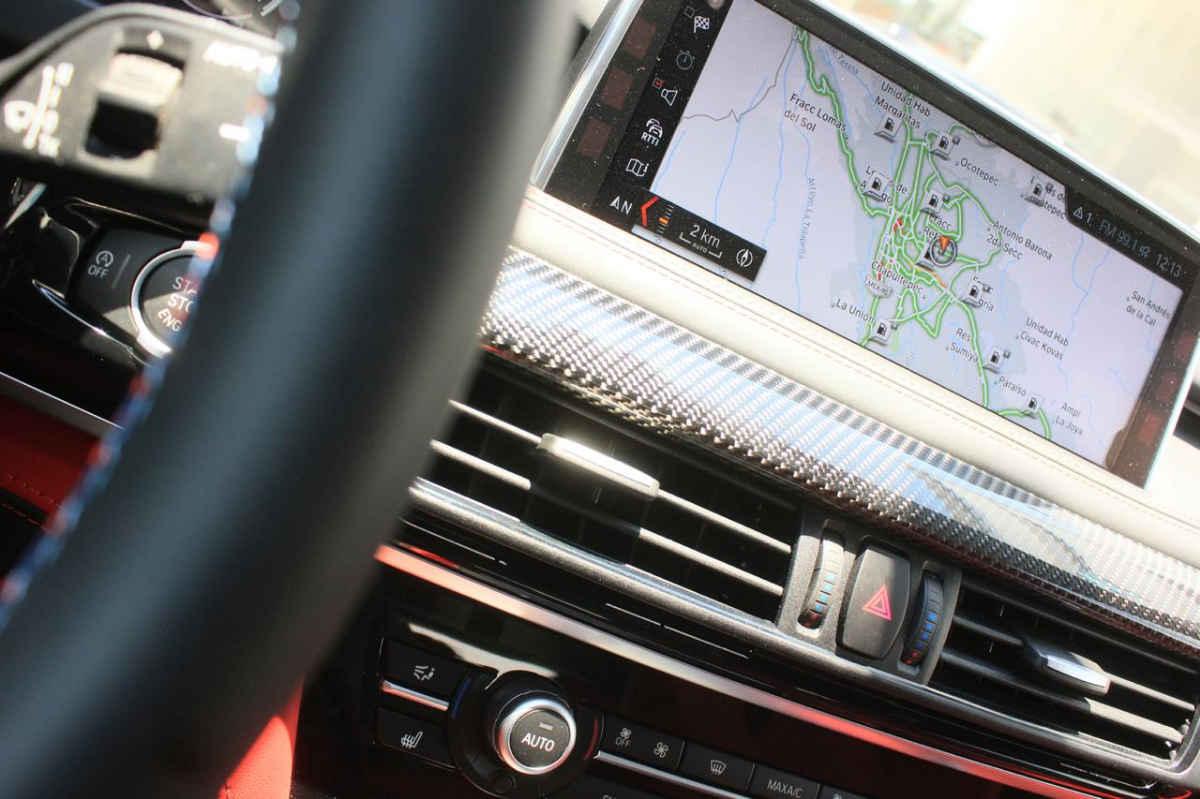 BMW X5 M 2018 5p M V8/4.4/T Aut 6,412 Km 13