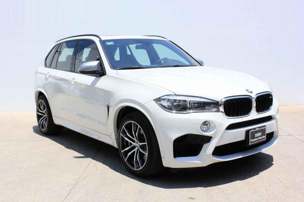 BMW X5 M 2018 5p M V8/4.4/T Aut 6,412 Km 0