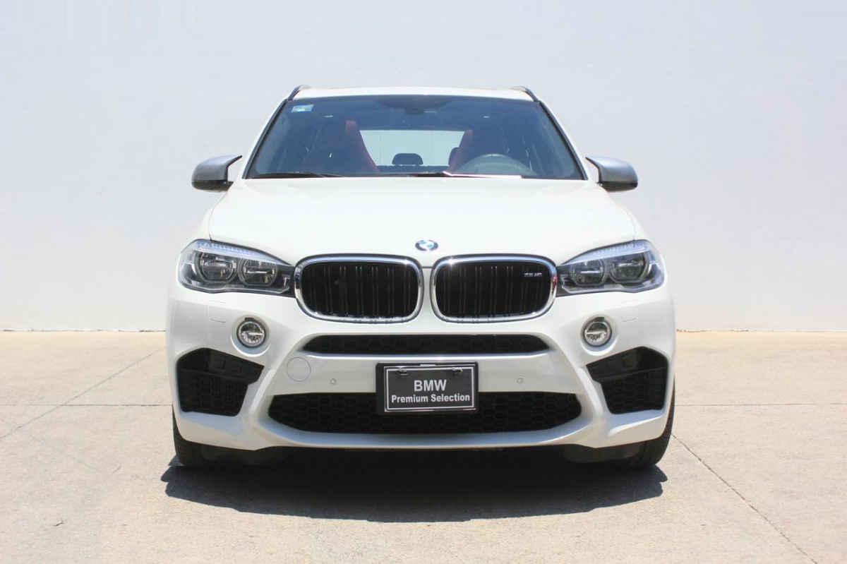 BMW X5 M 2018 5p M V8/4.4/T Aut 6,412 Km 3