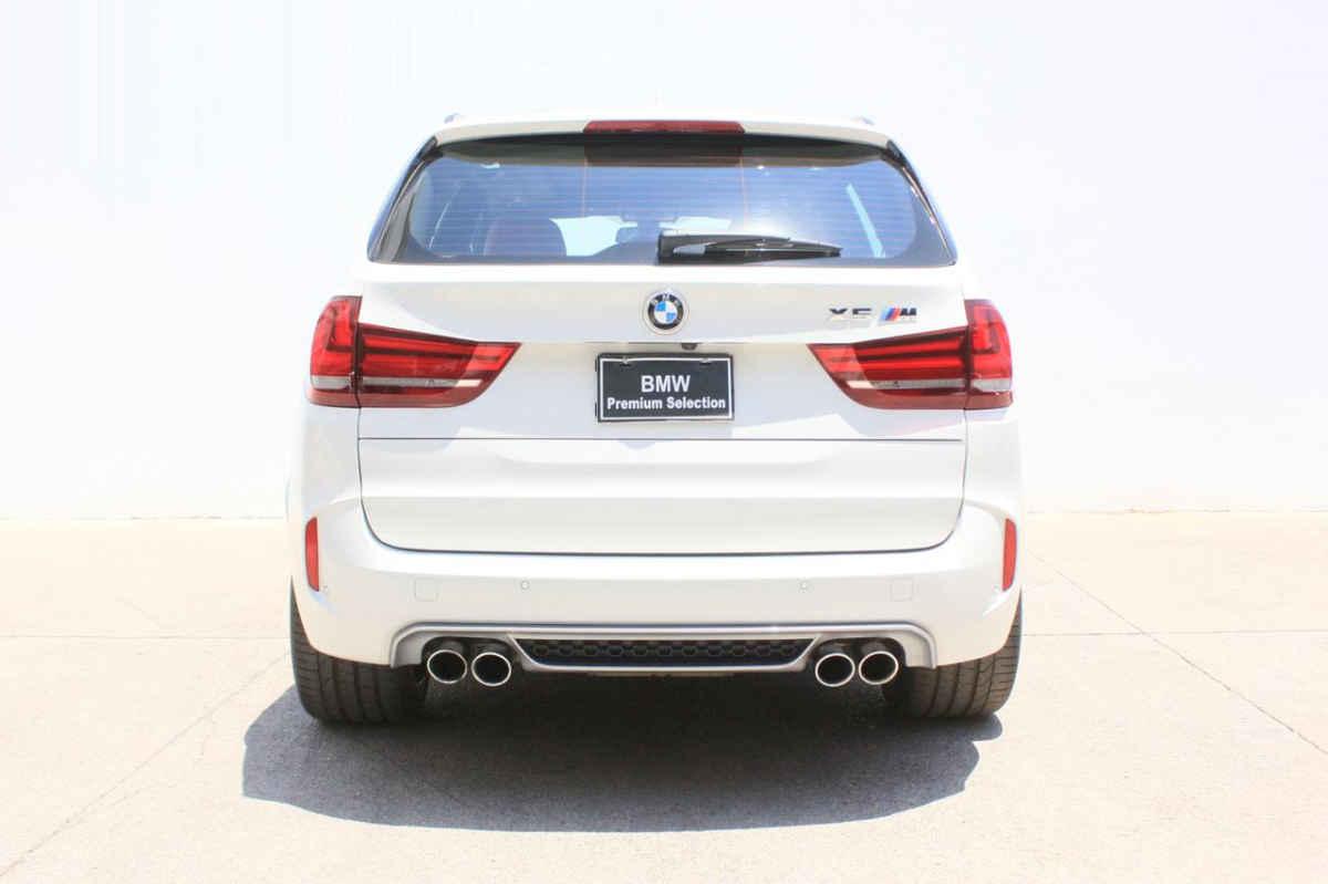 BMW X5 M 2018 5p M V8/4.4/T Aut 6,412 Km 12