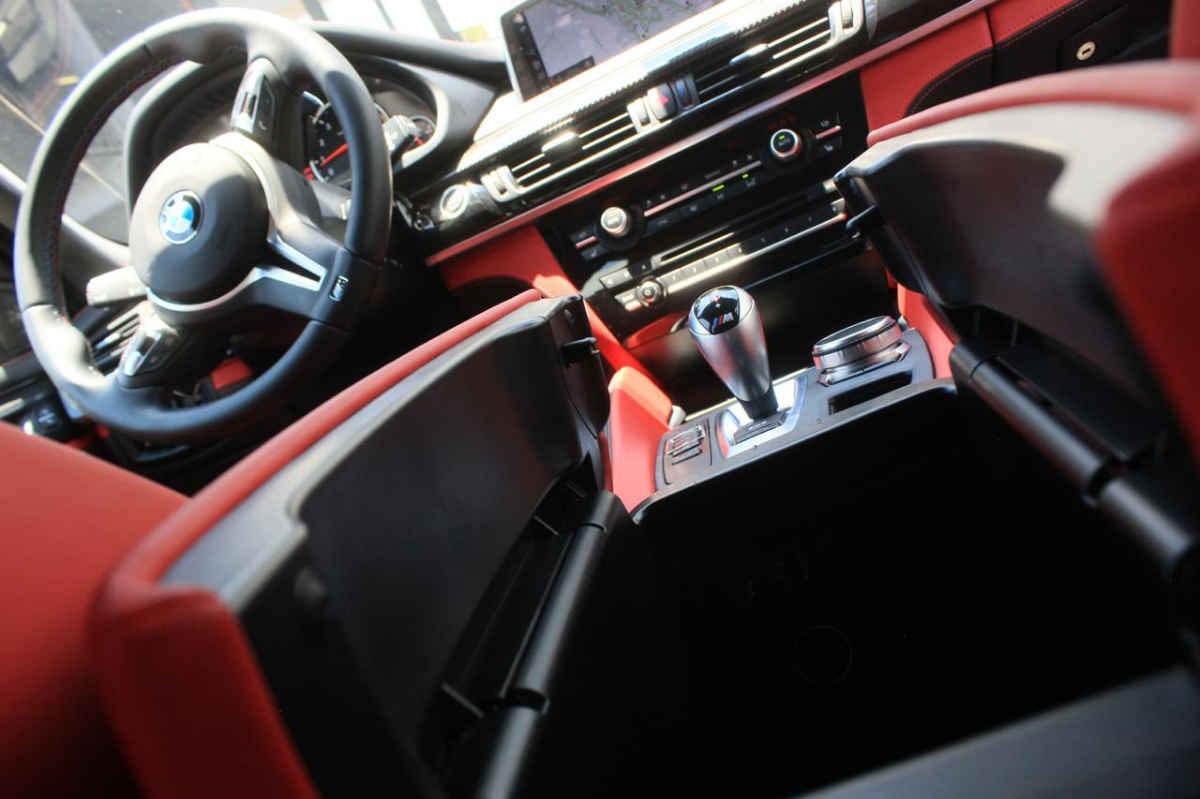 BMW X5 M 2018 5p M V8/4.4/T Aut 6,412 Km 15